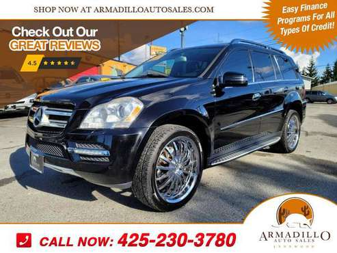2011 Mercedes-Benz GL-Class GL450 4MATIC - cars & trucks - by dealer... for sale in Lynnwood, WA