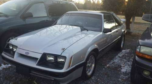 1986 Mustang GT T top for sale in Fayetteville, PA