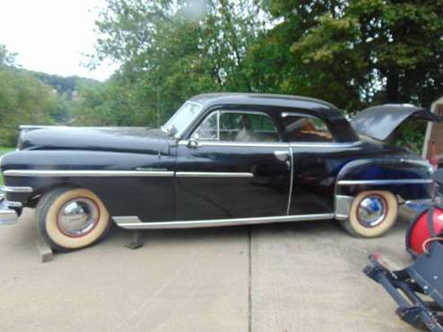 1949 chysler new yorker 2 door for sale in Irwin, PA