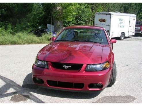 2004 Ford Mustang for sale in Cadillac, MI