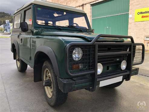 1984 Land Rover Santana for sale in Plg. Bergondo, La Coruña, Spain