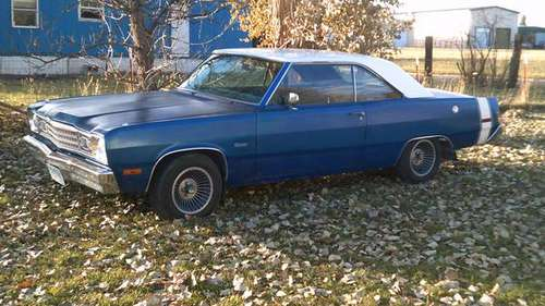 1974 Plymouth Scamp for sale in Great Falls, MT