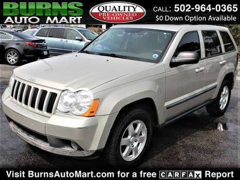 Only 84,000 Miles* 2008 Jeep Grand Cherokee Laredo Special Edition... for sale in Louisville, KY