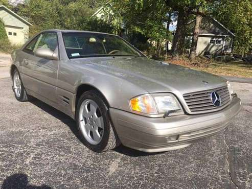 1999 Mercedes Benz SL500 Convertible for sale in Bloomington, IN