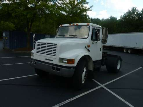 2001 International 4900 Day Cab Diesel Truck DT466E for sale in Duluth, GA