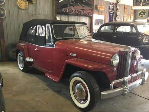 1948 Willys Jeepster for sale in Utica, OH