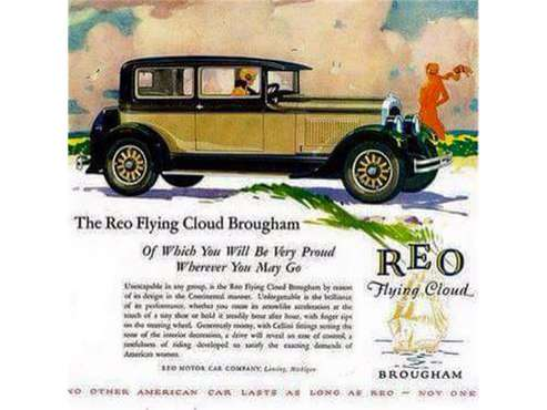 1927 REO Flying Cloud for sale in Clovis, NM