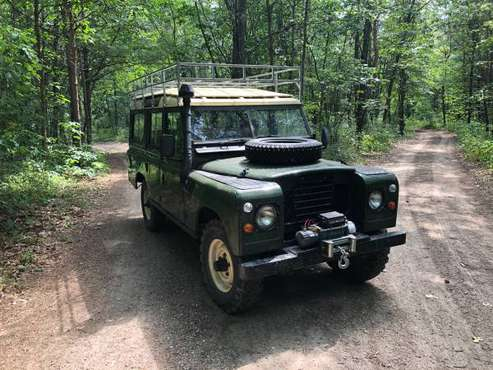 1980 Land Rover Series 3 for sale in Newaygo, MI