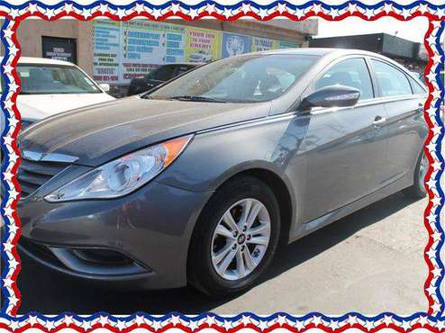 2014 Hyundai Sonata GLS Sedan 4D - FREE FULL TANK OF GAS!! for sale in Modesto, CA