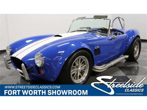 1965 Shelby Cobra for sale in Ft Worth, TX
