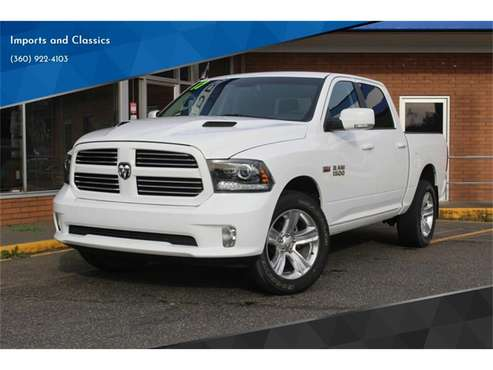 2017 Dodge Ram 1500 for sale in Lynden, WA