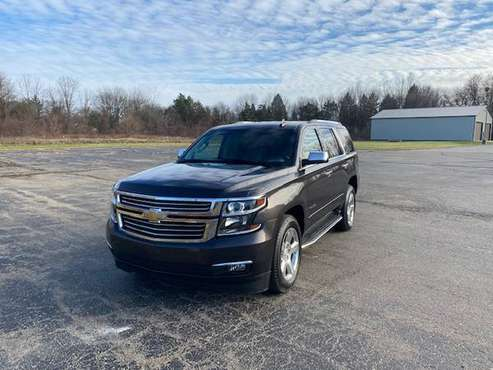2015 Chevrolet Tahoe LTZ 4x4 ONE OWNER NO ACCIDENTS - cars & trucks... for sale in Grand Blanc, MI