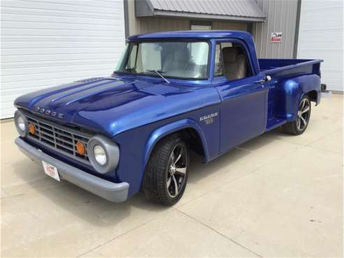 1966 Dodge Power Wagon for sale in Mundelein, IL