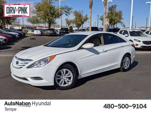 2012 Hyundai Sonata GLS PZEV SKU:CH354291 Sedan - cars & trucks - by... for sale in Tempe, AZ