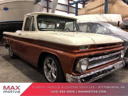 1966 Chevrolet C10 for sale in Pittsburgh, PA