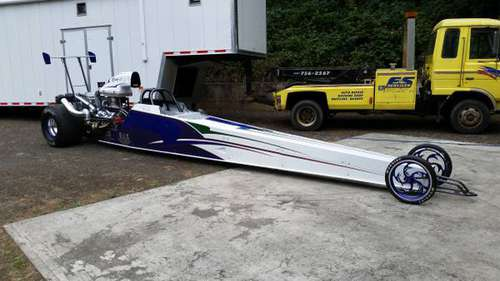 Top Dragster 275 wheel base for sale in Coos Bay, OR