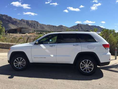 JEEP Grand Cherokee Limited 2015 for sale in El Paso, TX