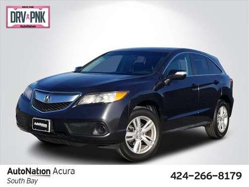2014 Acura RDX SKU:EL000700 SUV for sale in Torrance, CA