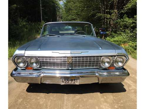 1963 Chevrolet Impala SS for sale in Canaan, ME