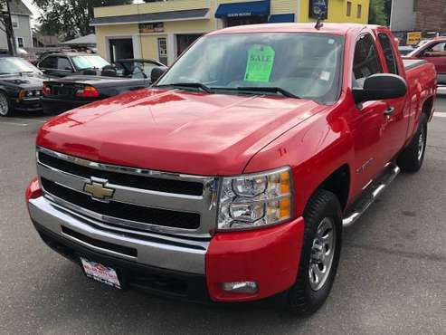 🚗 2009 Chevrolet Silverado 1500 4x4 Work Truck 4dr Extended Cab 6.5 ft for sale in MILFORD,CT, RI