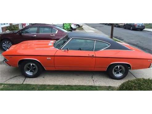 1969 Chevrolet Chevelle SS for sale in Drexel Hill, PA