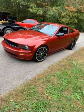 2005 Mustang GT Supercharged for sale in Pomfret Center, RI