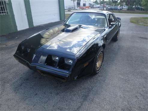 1980 Pontiac Firebird Trans Am for sale in Fort Myers, FL