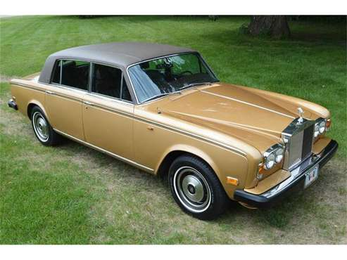 1979 Rolls-Royce Silver Shadow for sale in Carey, IL