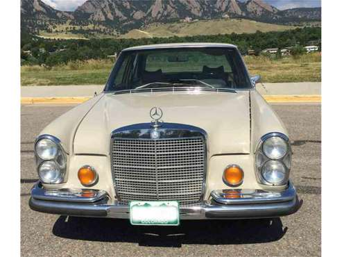1971 Mercedes-Benz 280SE for sale in Boulder, CO