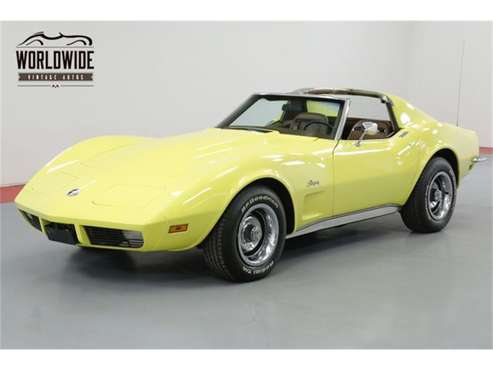 1973 Chevrolet Corvette for sale in Denver , CO