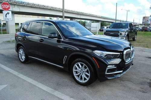 2019 BMW X5 xDrive40i AWD 4dr Sports Activity Vehicle SUV for sale in Miami, UT