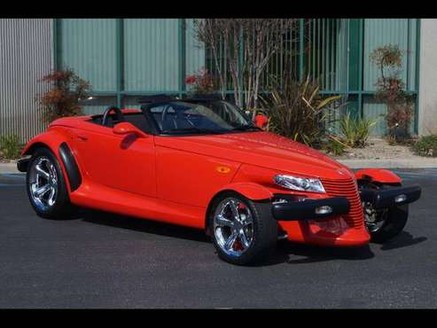2000 Plymouth Prowler Base for sale in Thousand Oaks, CA