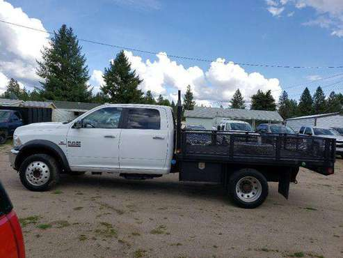 2013 Ram 5500 Chassis Base for sale in Mead, WA