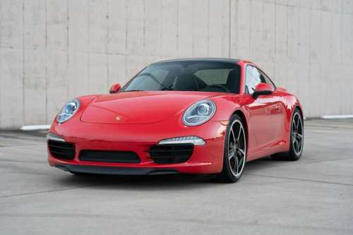 2015 PORSCHE 911 Carrera S Coupe - cars & trucks - by dealer -... for sale in Indianapolis, MN