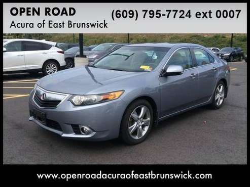 2011 Acura TSX sedan 4dr Sdn I4 Auto Tech Pkg (Forged Silver for sale in East Brunswick, NJ