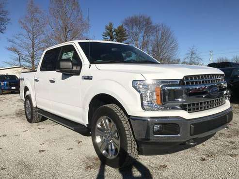 2018 Ford F-150 WAS $51,105 (c61926) for sale in Newton, IL