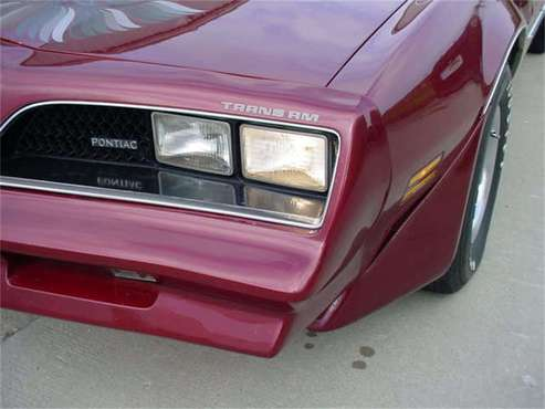 1978 Pontiac Firebird Trans Am for sale in Milford, OH