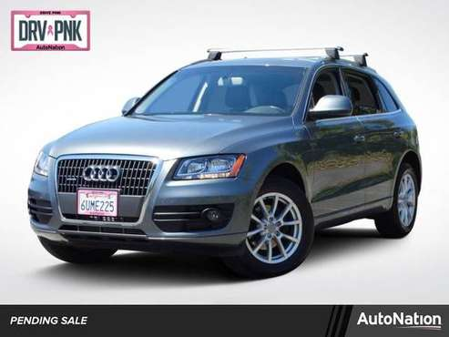 2012 Audi Q5 2.0T Premium AWD All Wheel Drive SKU:CA032015 for sale in San Jose, CA