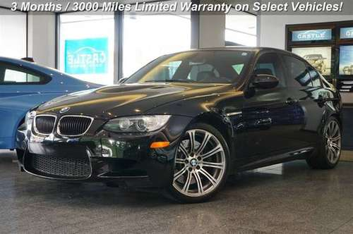 2011 BMW M3 Sedan for sale in Lynnwood, WA