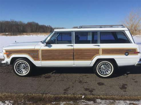 1990 Jeep Grand Wagoneer for sale in West Pittston, PA