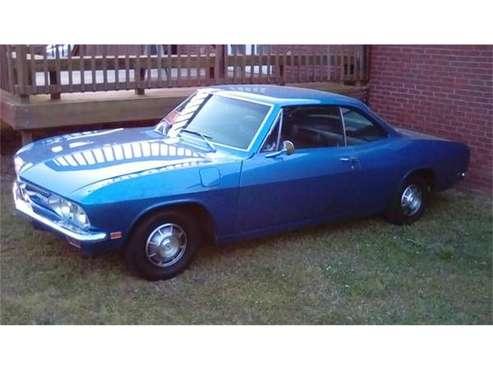 1969 Chevrolet Corvair for sale in Cadillac, MI