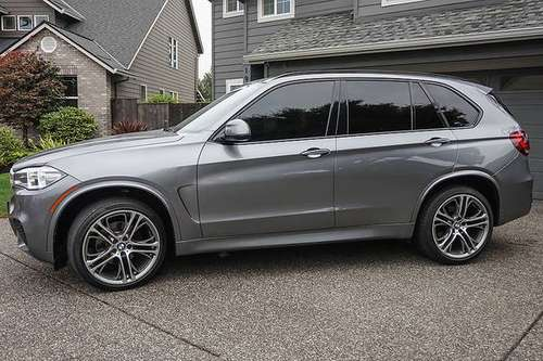 2015 BMW X5 xDrive35i M-Sport for sale in Oregon City, OR