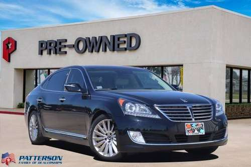 2016 Hyundai Equus Ultimate for sale in Witchita Falls, TX