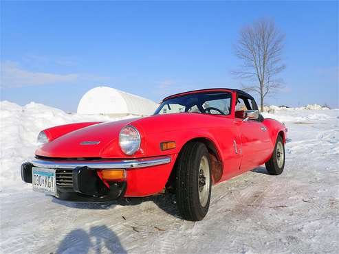 1972 Triumph Spitfire for sale in Spring Grove, MN