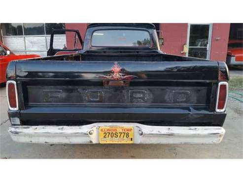 1964 Ford F100 for sale in Cadillac, MI