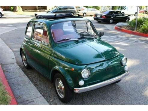 1967 Fiat 500L for sale in Cadillac, MI