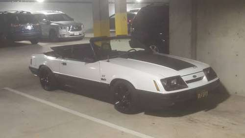1985 Mustang Gt Convertible 5 speed for sale in Oakland, CA