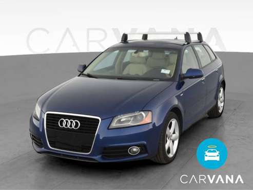 2012 Audi A3 2.0 TDI Premium Wagon 4D wagon Blue - FINANCE ONLINE -... for sale in Louisville, KY
