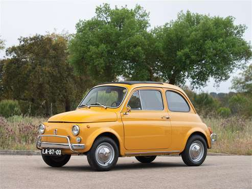 1969 Fiat 500L for sale in Monteira