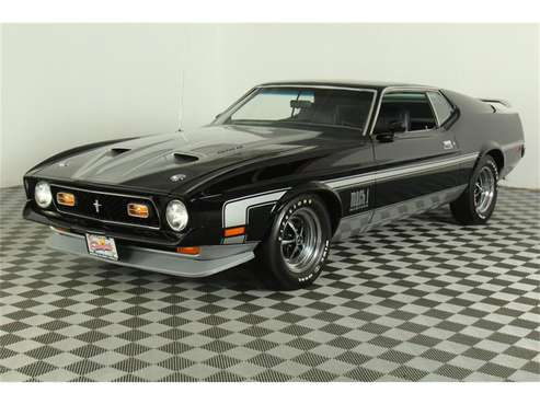 1971 Ford Mustang for sale in Elyria, OH